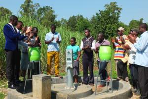 The Water Project: Matsakha A Community Well Rehabilitation Project -