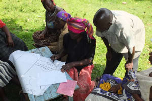 The Water Project: Chebwai B Community Well Rehabilitation Project -
