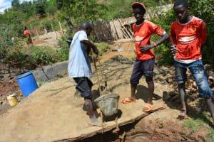 The Water Project: Mbindi Community A -