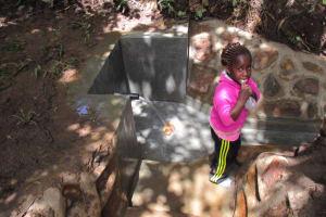 The Water Project: Shikhambi Community, Isabella Spring -