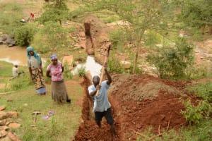 The Water Project: Mbindi Community -