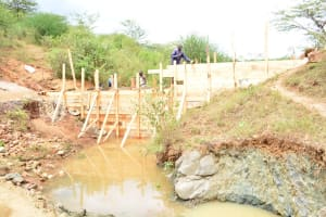 The Water Project: Yavili Sand Dam Project -