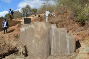 The Water Project: Yavili New Well Project -