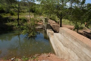 The Water Project: Kiluta Sand Dam Project -