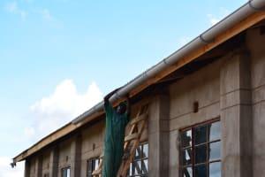 The Water Project: Kavumbu Secondary School -