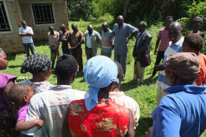 The Water Project: Luvambo Well Rehabilitation Project -