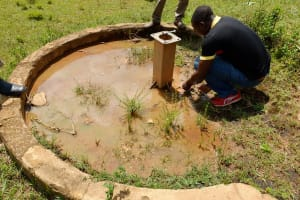 The Water Project: Nguvuli Primary School -