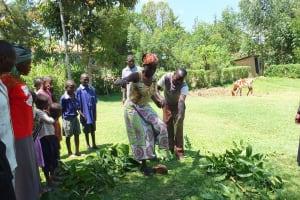 The Water Project: Muyundi Well Rehabilitation Project -