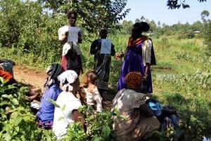 The Water Project: Emukaba Community, Omulakha Spring -