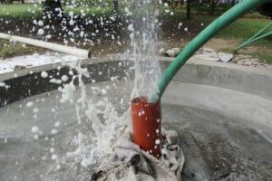 The Water Project: Namushiya Well Rehabilitation Project -