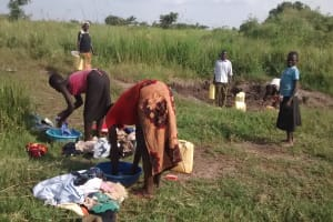 The Water Project: Okweche Central Community -