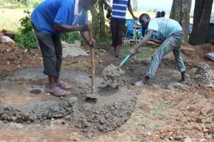 The Water Project: Shivagala Community -