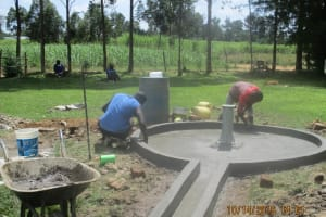 The Water Project: Timbito Well Rehabilitation Project -