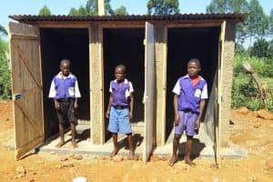 The Water Project: Ewamakhumbi Primary School -