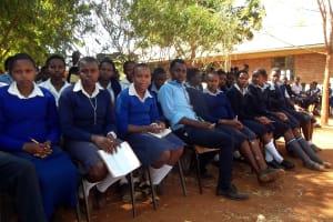 The Water Project: Ndatani Secondary School -