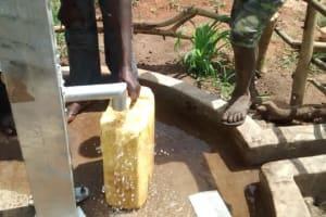 The Water Project: Kitanyata-Kyawako Community -