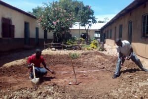 The Water Project: Kapsambo PAG Primary School -