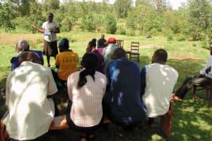 The Water Project: Luanda Community, Richard Spring -