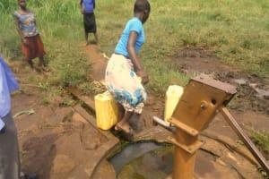 The Water Project: Bunyama B II Community -