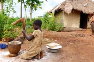 The Water Project: Teyago Bada Ngyero Community -