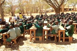 The Water Project: Ndwaani Primary School -
