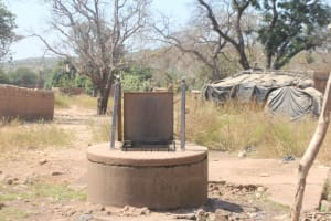 The Water Project: Intiedougou V8 Village -