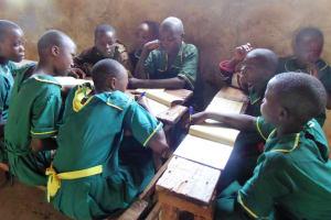 The Water Project: Ivono Primary School -