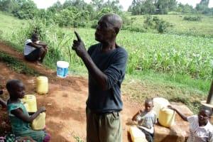 The Water Project: Shipala Primary School -  Village Elder