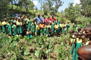The Water Project: Mahanga Primary School -  Outside Water Sources