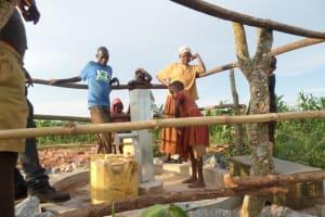 The Water Project: Nyakagando Community -