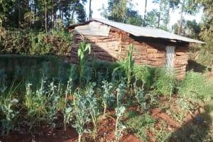 The Water Project: Matsigulu Friends Secondary School -  School Kitchen