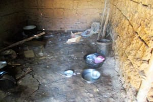 The Water Project: Emmabwi Primary School -  School Kitchen