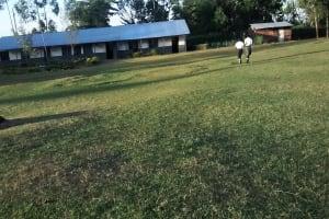The Water Project: Matsigulu Friends Secondary School -  School Compound