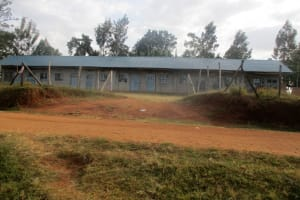 The Water Project: Bumuyange Secondary School -  School Entrance
