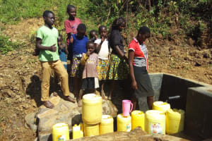 The Water Project: Shitaho Community, Jared Spring -