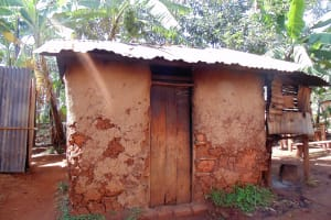 The Water Project: Shipala Primary School -  School Kitchen
