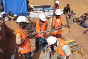 The Water Project: Gueguere II Vouregane Community -