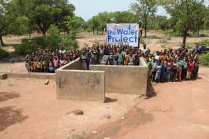 The Water Project: Intiedougou V8 School -