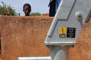 The Water Project: Dano Dano Sector I -
