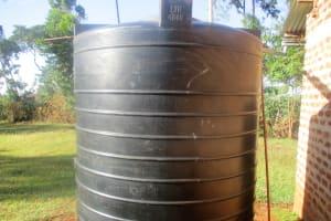 The Water Project: Matsigulu Friends Secondary School -  Liter Tank