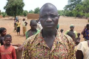 The Water Project: Vouregane Gueguere Community -