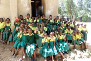 The Water Project: Mahanga Primary School -  Students