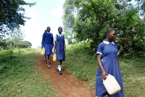 The Water Project: Shipala Primary School -  Walk For Water