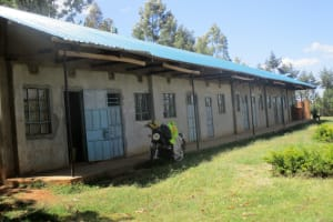 The Water Project: Bumuyange Secondary School -  Classrooms
