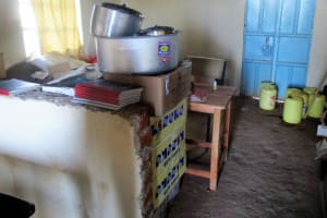 The Water Project: Bumuyange Secondary School -  Staffroom