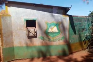 The Water Project: Kilingili Primary School -  School Gate