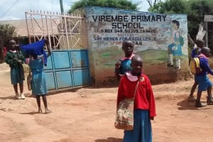 The Water Project: Virembe Primary School -  School Gate
