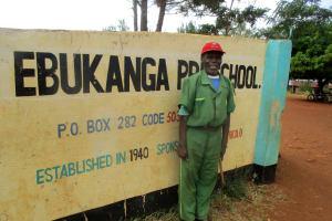 The Water Project: Ebukanga Primary School -  Ebukanga Security Guard