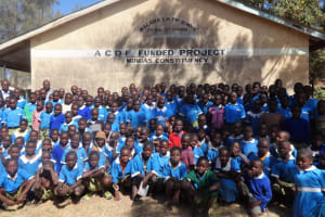 The Water Project: Malaha Primary School -  Malaha Students