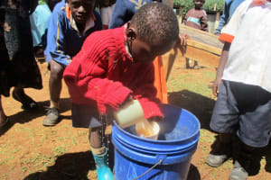 The Water Project: Essunza Primary School -  Drawing Drinking Water